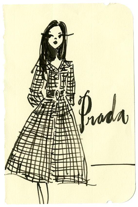 Anne Keenan Higgins / Prada