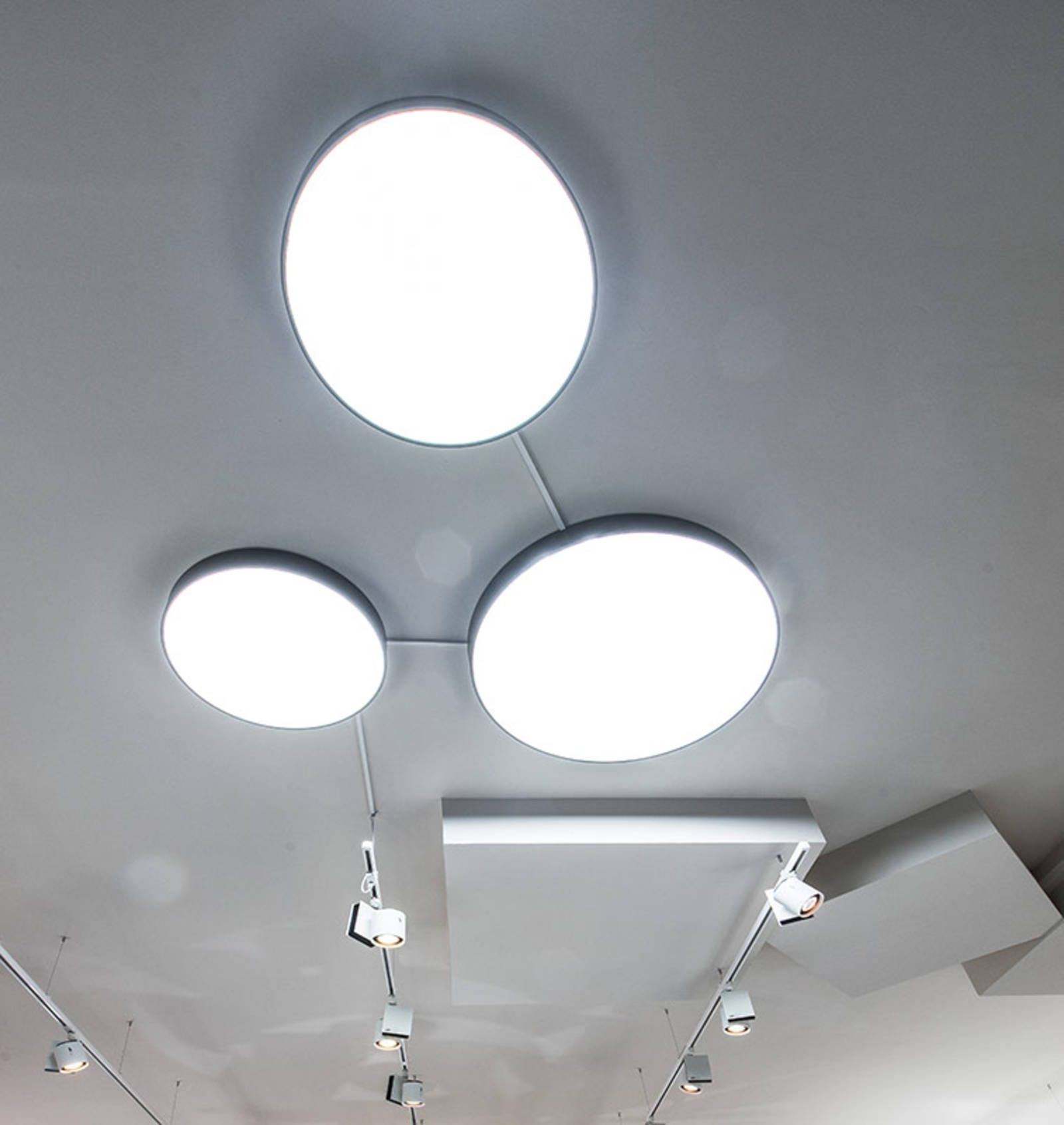 Leworo Ladenbeleuchtung Beleuchtung Led
