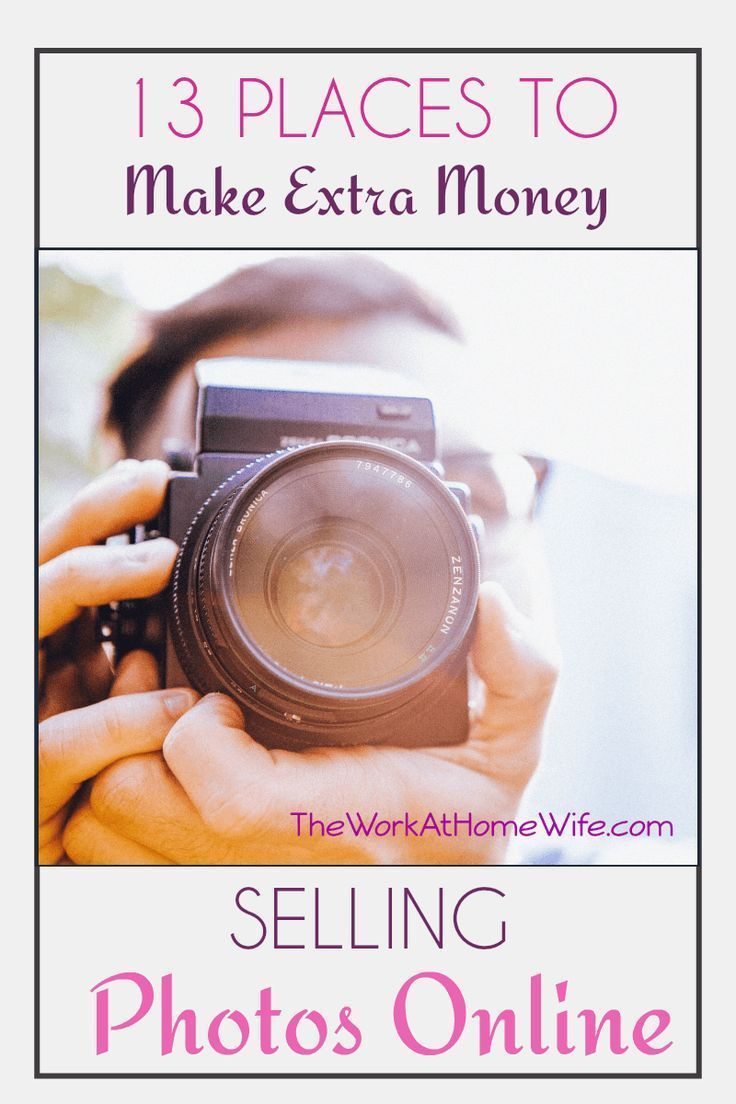 How to Sell Your Photos Online for More Cash with Less