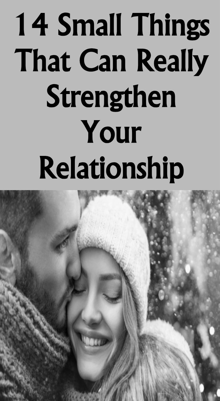 14 SMALL THINGS THAT CAN REALLY STRENGTHEN YOUR RELATIONSHIP - Daily Rumors