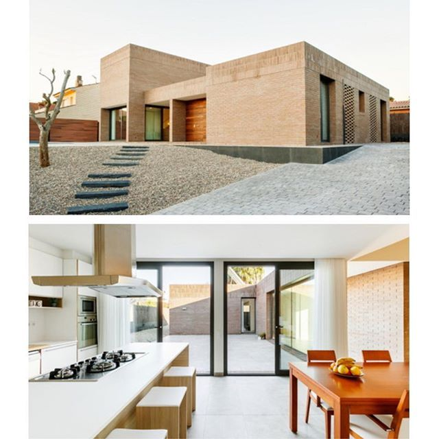 _ 🏠 Casa Juani by Pepe Gascón Arquitectura. 📍 Viladecaballs, Spain ...