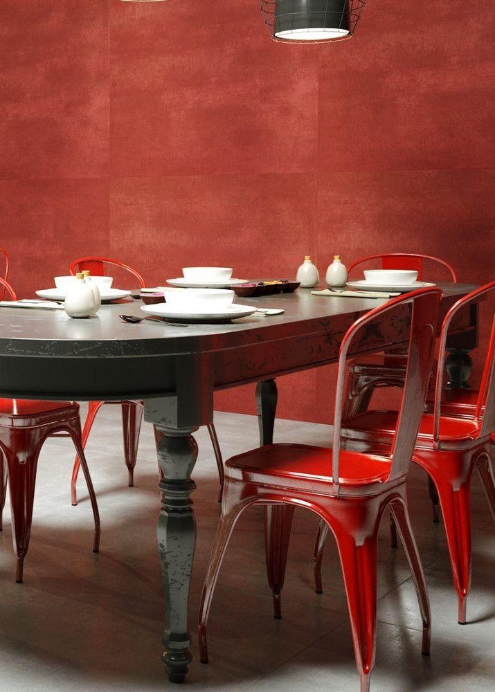 Tavoli Da Pranzo Grandi Dimensioni.Krea Mix Your Colour Le Lastre In Gres Porcellanato Dsg In