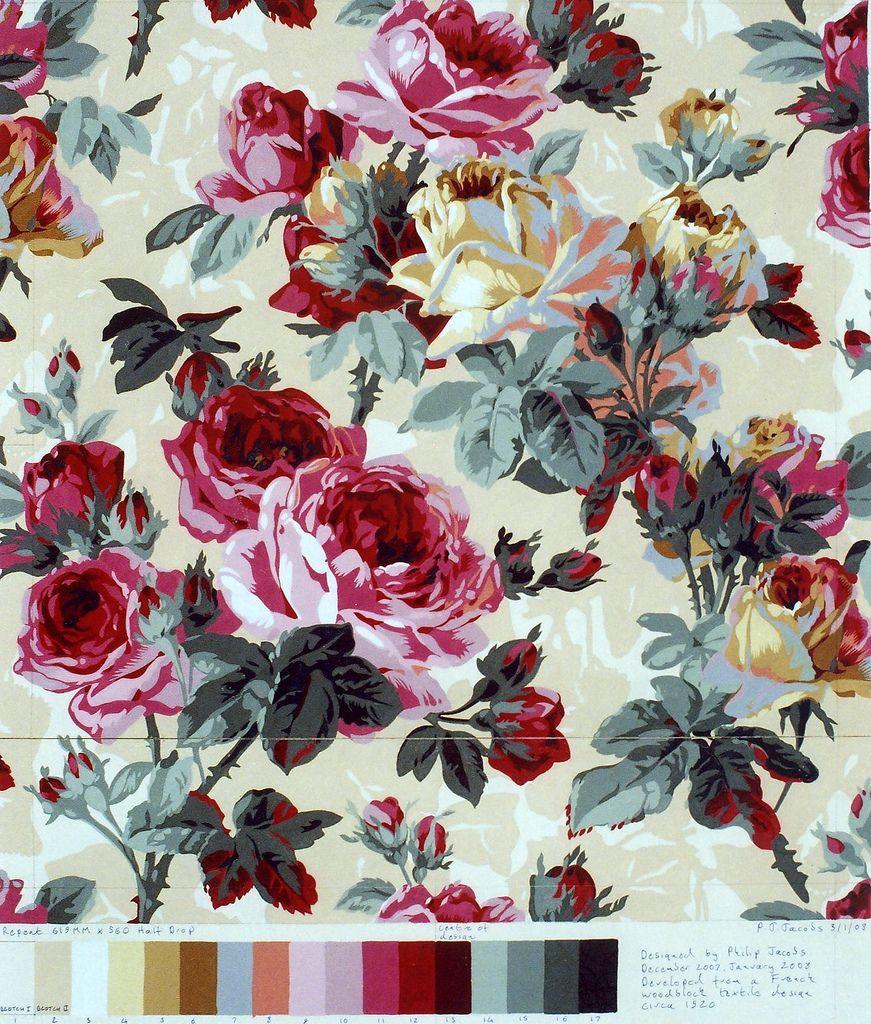 https://flic.kr/p/67Rizx | Fabric design for Westminster | Design artwork