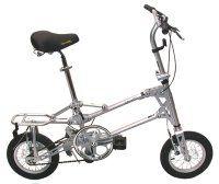 Gekko Folding Bike
