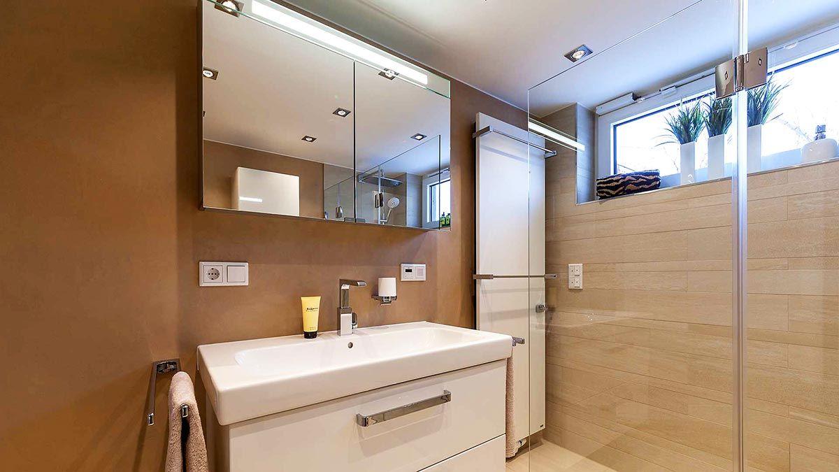 Heimwohl Badezimmer Badezimmer Spiegelschrank Beleuchtung Badezimmer Renovieren