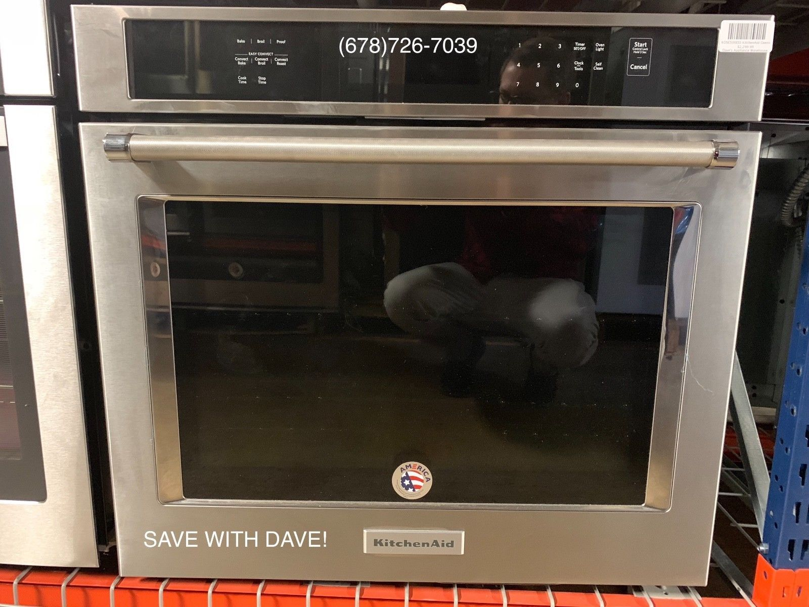 Wall Ovens 71318 Kitchenaid Kose 500ess 30 Stainless Wall Oven