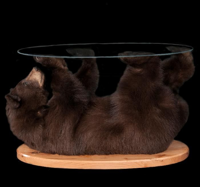 Superb 1363795795_lrgblack Bear Table (700×656)