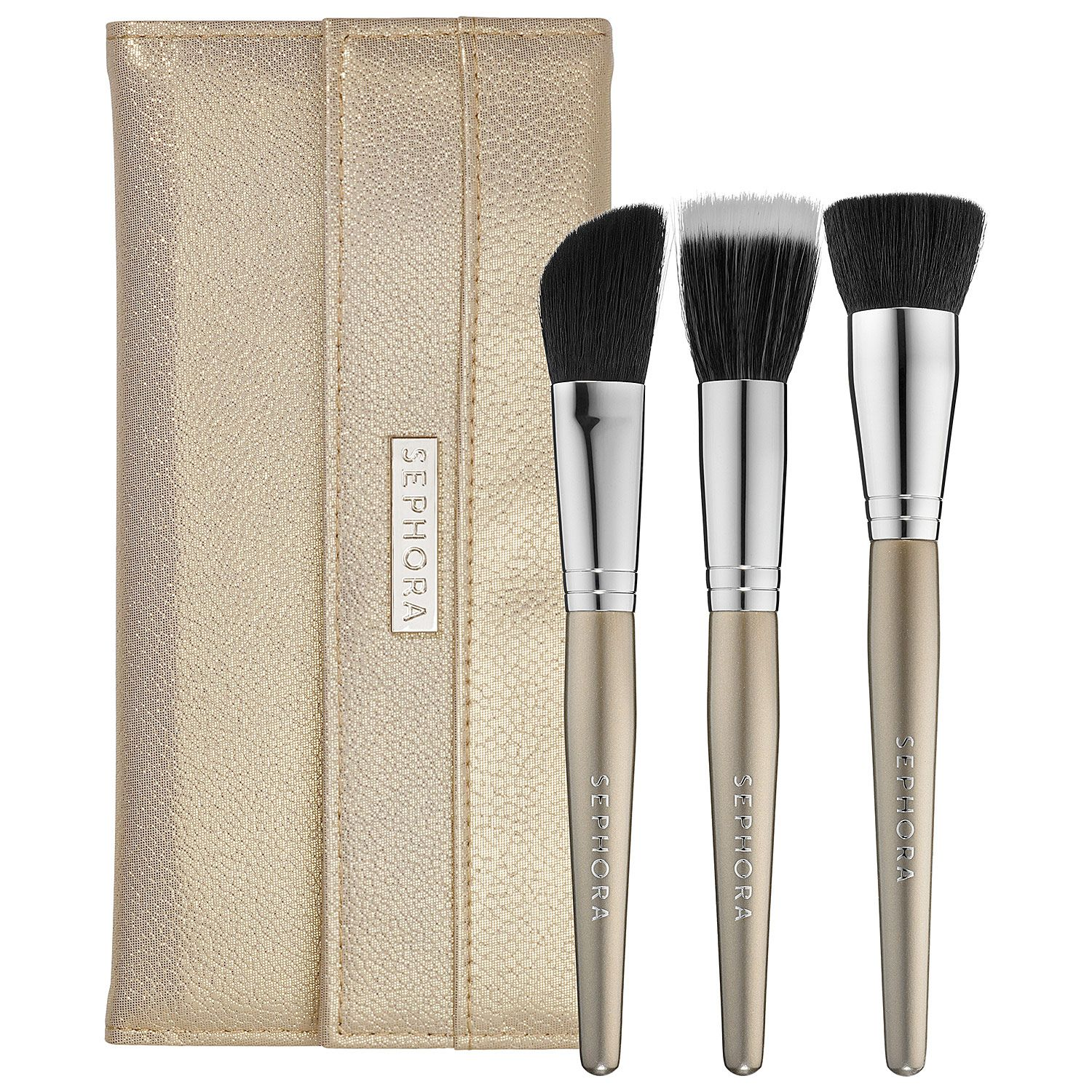 Flatter Yourself Contour Brush Set SEPHORA COLLECTION
