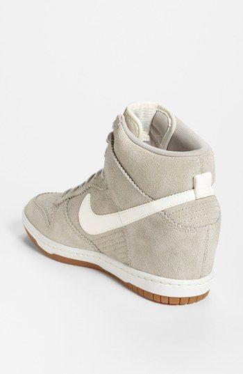 Nike 'Dunk Sky Hi' Wedge Sneaker (Women) | Nordstrom ...