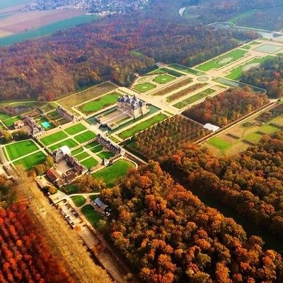 Thanksgiving helicopter flight over France by cbellious #estates #countryhome