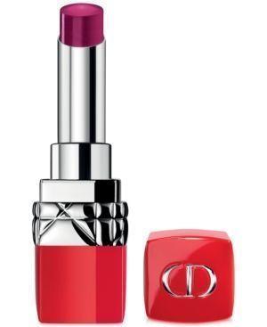 Dior Ultra Rouge Lippenstift Ultra pigmentierter Hydra-Lippenstift – 12H …