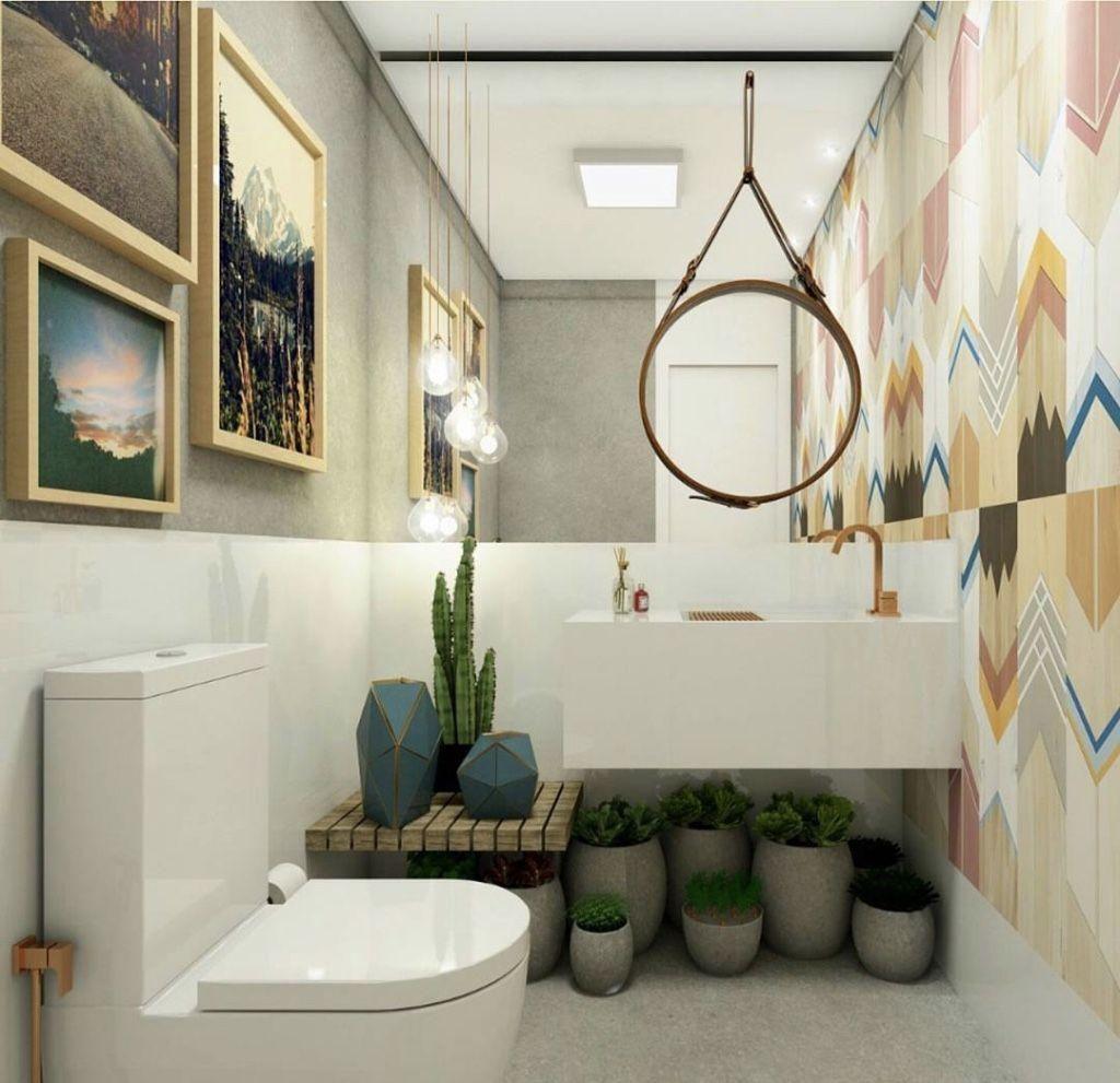 Dekorierte Badezimmer 100 Ideen Mit Dekorationstrends Mit
