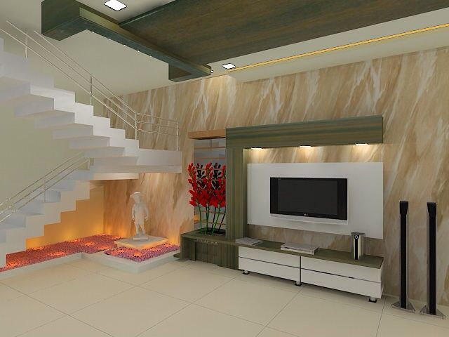 Beautiful 3d View Designed By Me Of Living Room Part 19