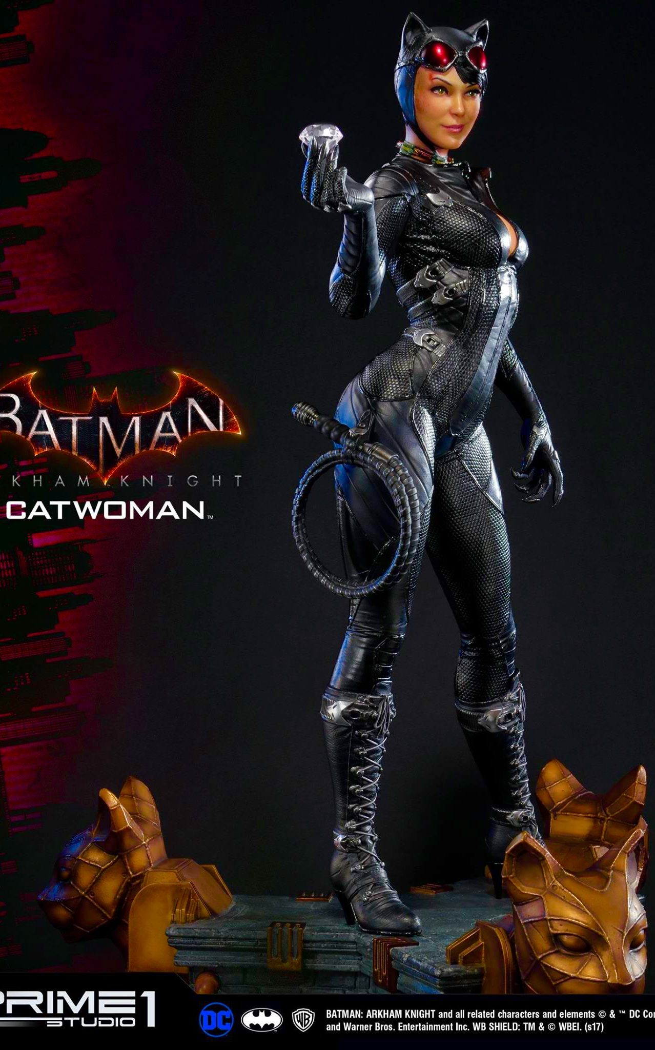 Pin by Nardydude on Character Statues Catwoman
