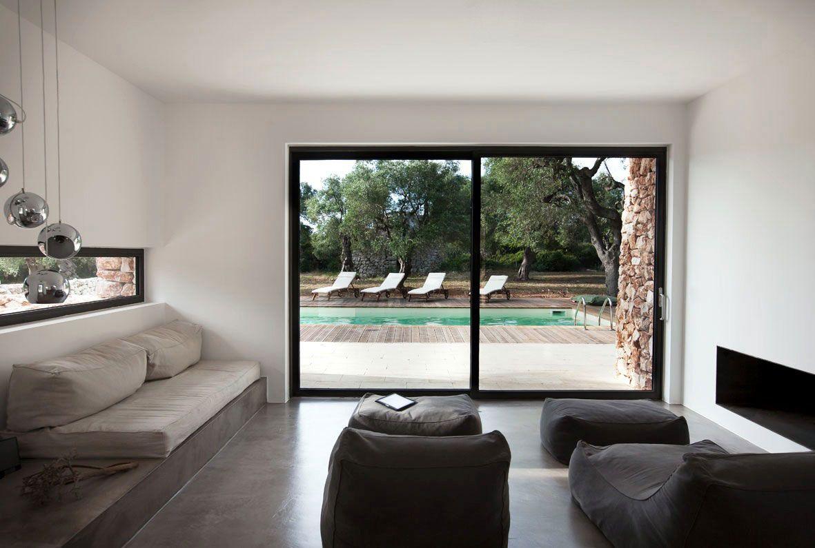 Casa nel Bosco di Ulivi by Luca Zanaroli (13)