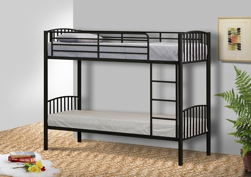 Best Details About Metal Single Bunk Bed In 3Ft Bunk Metal 400 x 300