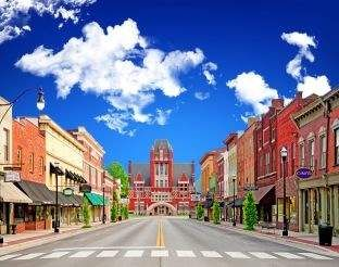 America's 'Most Beautiful Small Town' Keeps Winning Awards Fodor's added to list of those recognizing Bardstown, Ky., as irresistible place to visit BARDSTOWN, KY – JUNE 2014 – Bardstown, Ky., located in central Kentucky and known worldwide as the Bourbon Capital of the World, continues earning accolades for its movie-set good looks, historic charm,...  Read more »