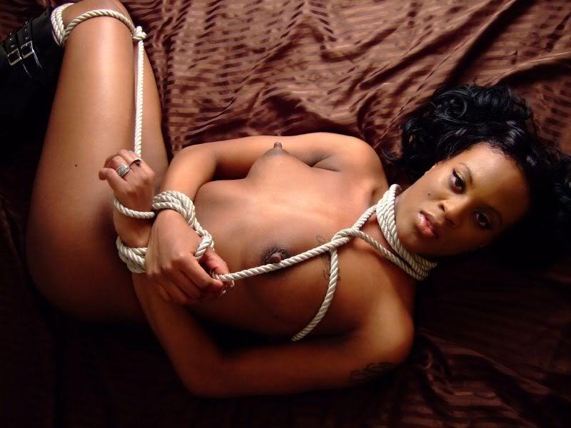 Submissive ebony women