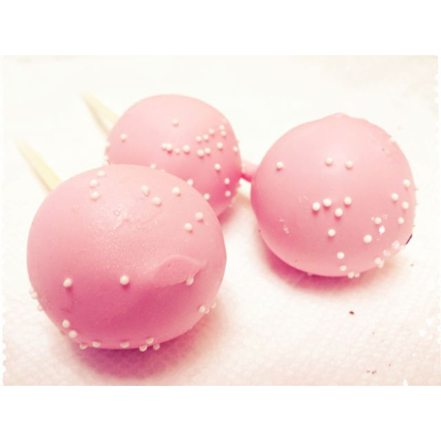 Superb Starbucks Birthday Cake Pop Reviews 3 5 Bites Perfect Vanilla Funny Birthday Cards Online Elaedamsfinfo