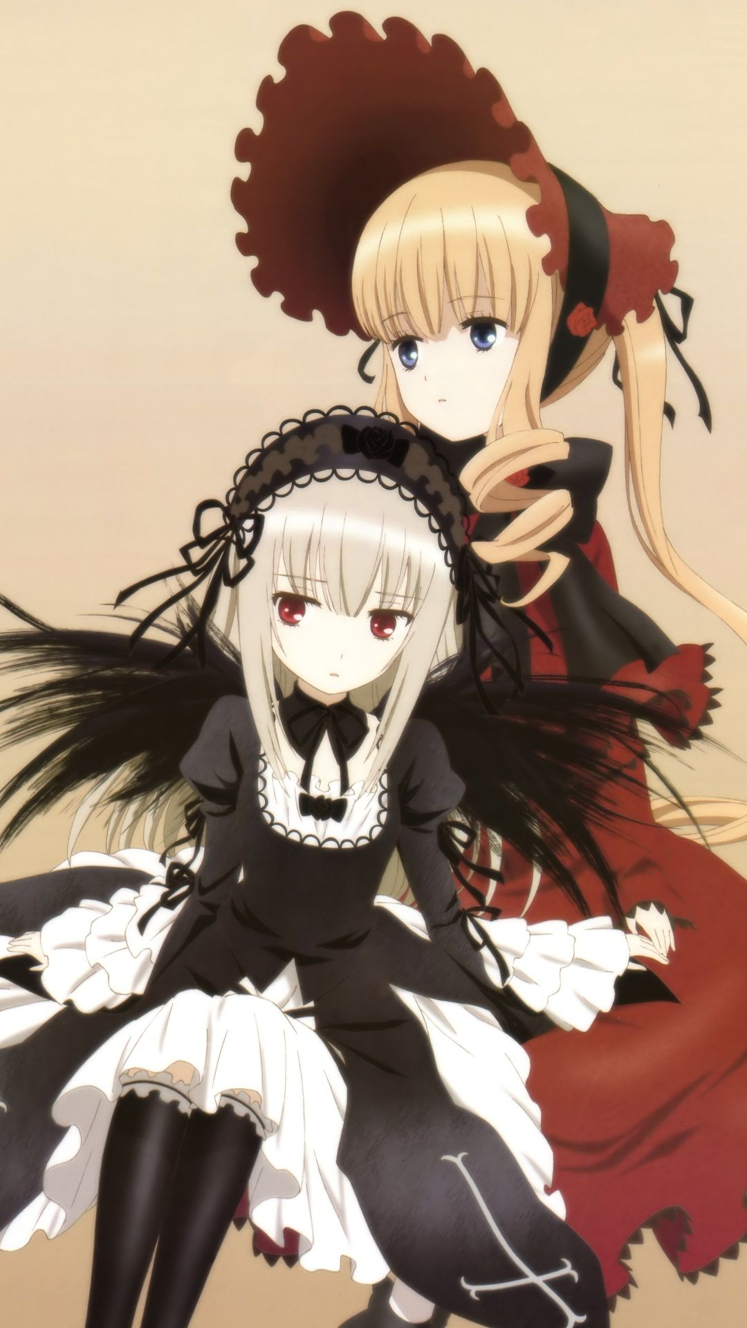 rozen maiden iphone and android anime wallpapers