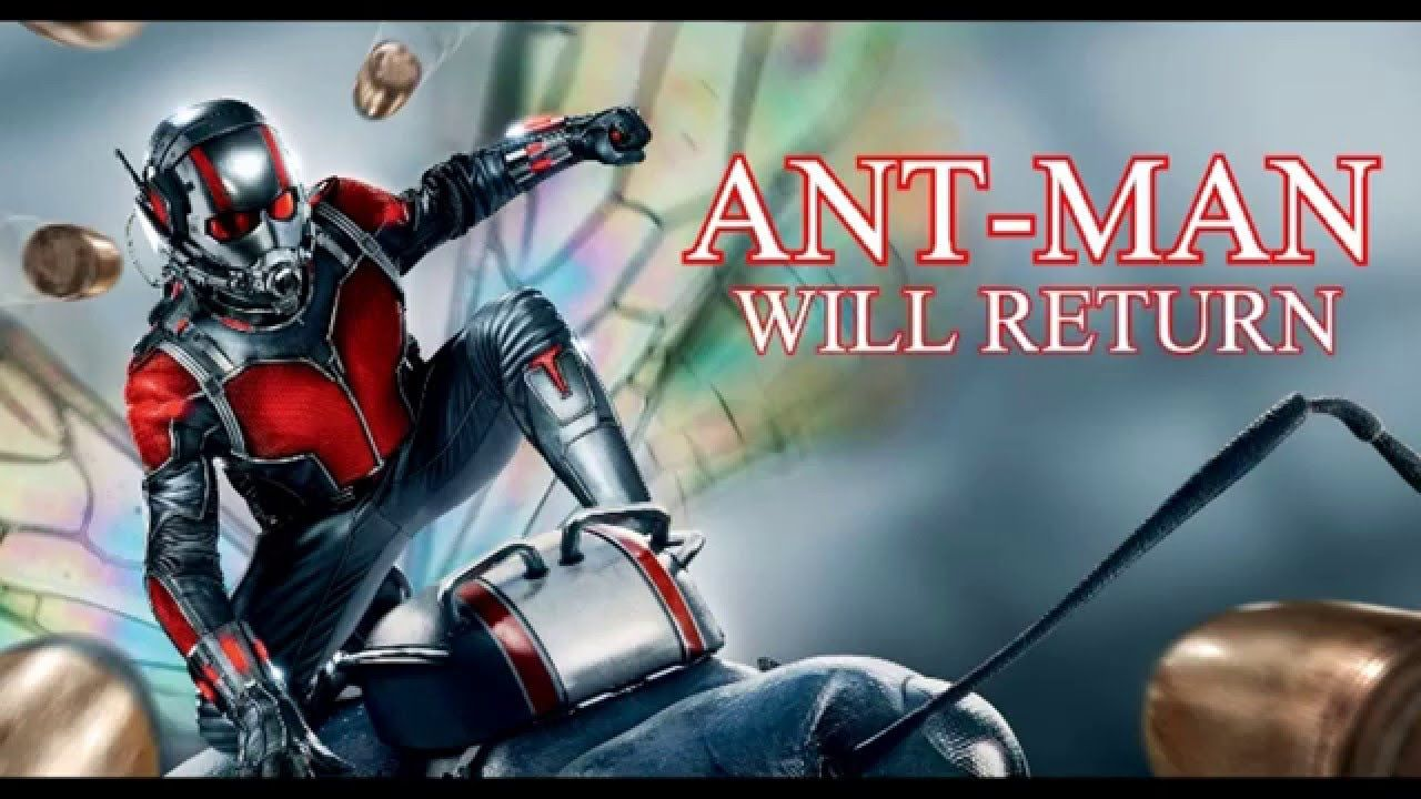 Ant-Man - Tribute (Outlaws) [Phase Two] This is PULSE POUNDING!!!!