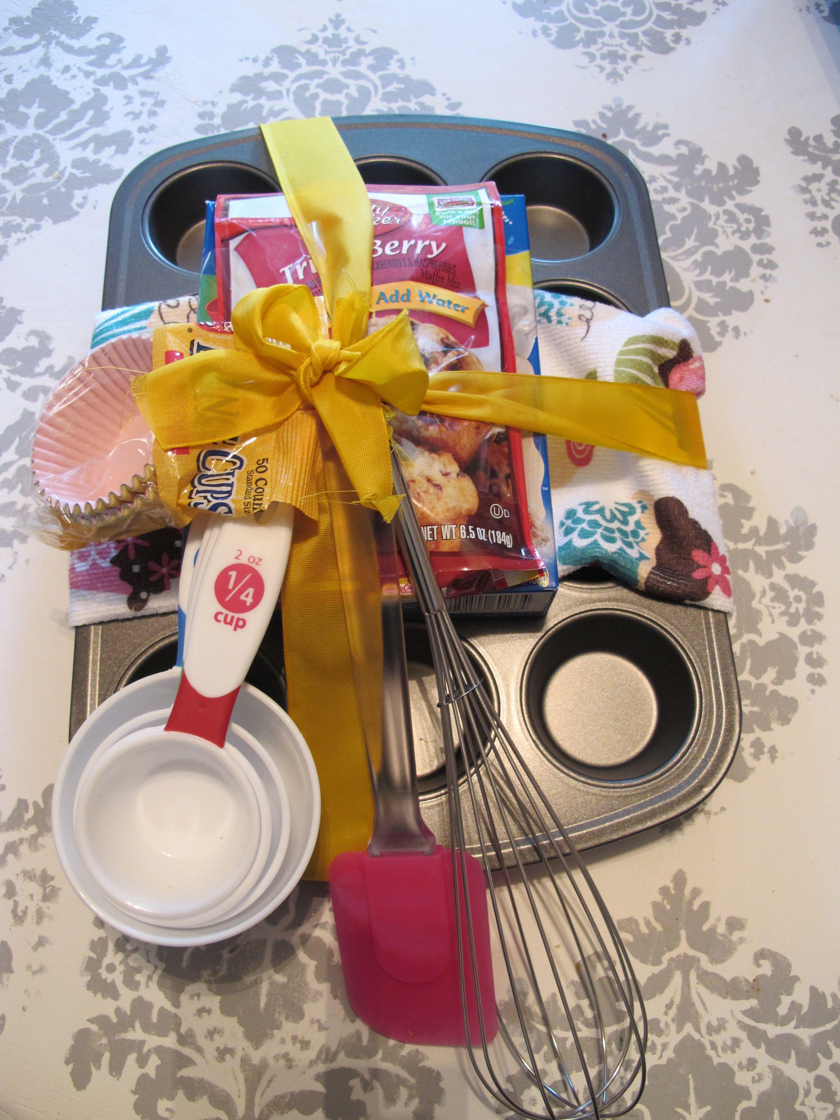Baking gift baking gifts cupcake gift homemade gifts