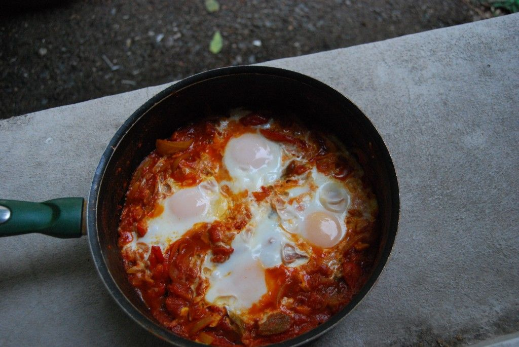 Shakshuka By Maëva, in Plats, Recettes, Viandes. Posted 2015/09/15.