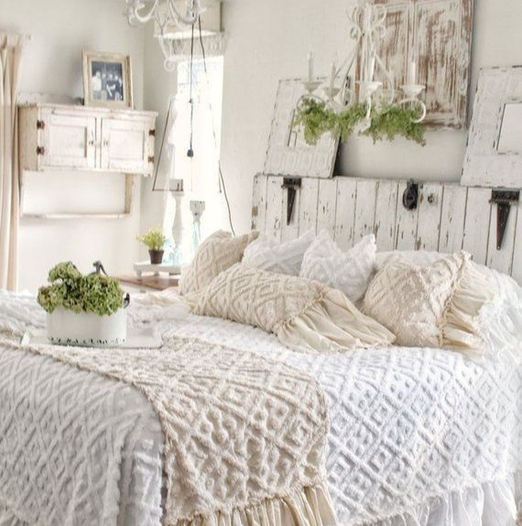 49 Beste Ideen Um Schlafzimmer Besonders Gemütlich Und Romantisch Zu Machen Diy Und Deko Shabby Chic Bedroom Furniture Shabby Chic Bedroom Diy Chic Bedroom Design