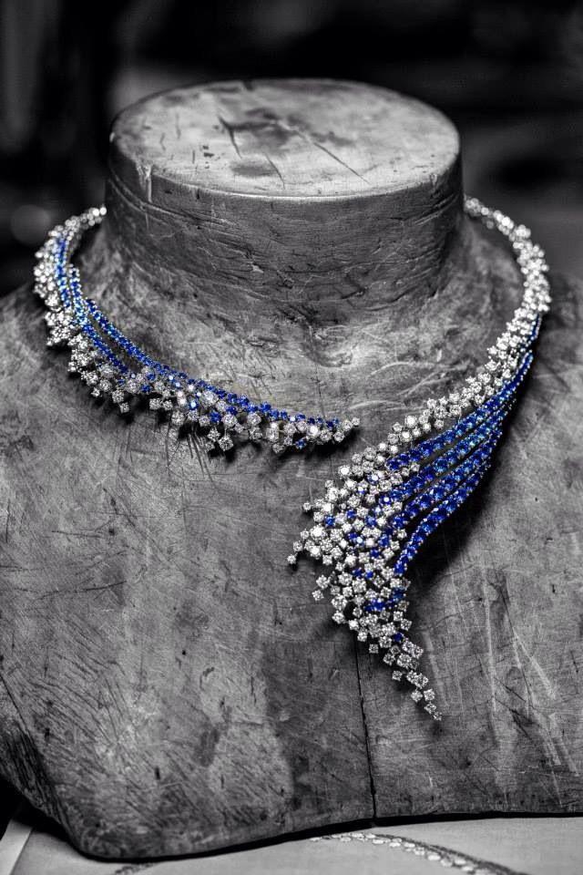 Boucheron The Rivage Necklace Quot Rives Du Japon Reves D