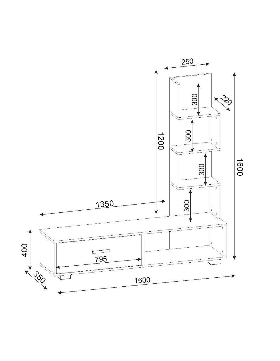 Resultado de imagen para muebles para tv mdf PLANOS | racks ...