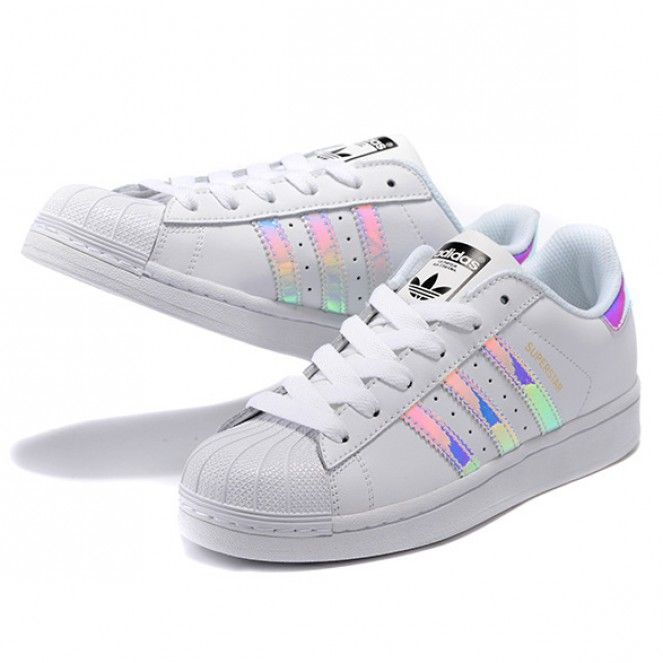 Adidas Superstar Casual Shoes Laser Symphony white (With ...