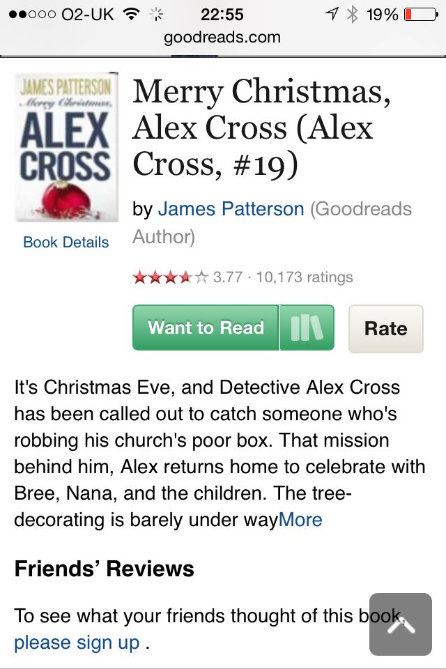 book merry christmas alex cross james patterson - Merry Christmas Alex Cross