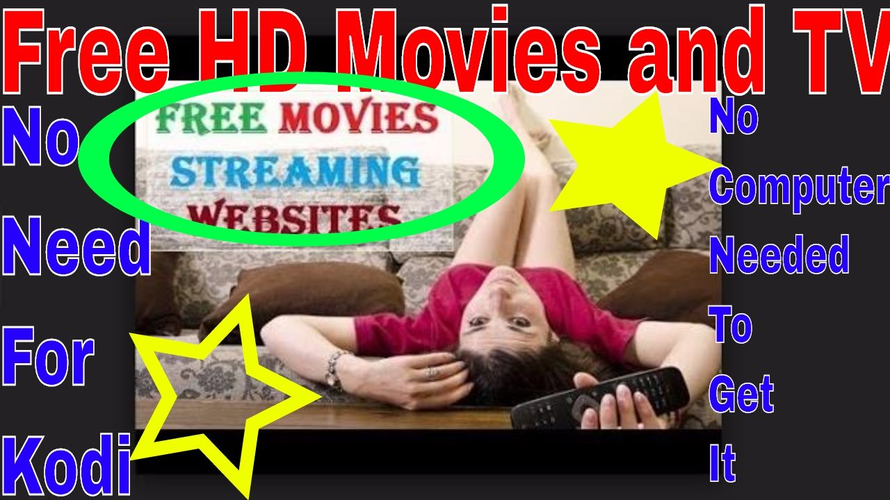 There's an APP for that! Free Streaming Movies and TV