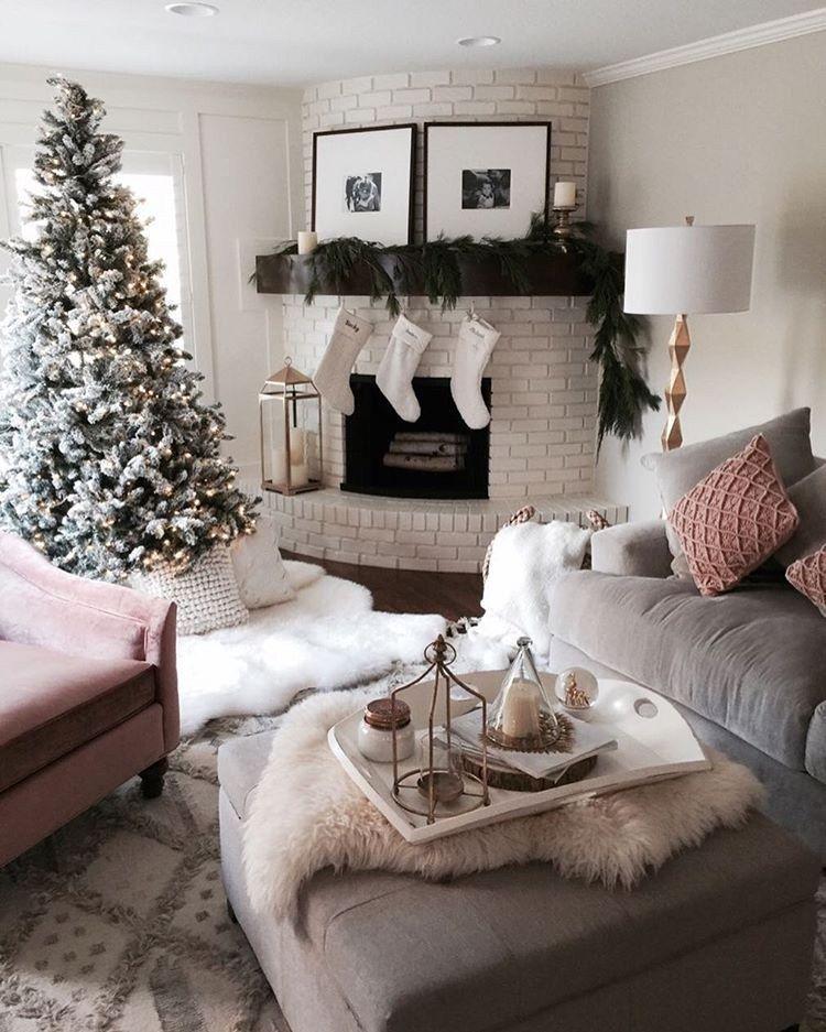 100 Cozy Living Room Ideas For Small Apartment The Urban Interior Cozy House Christmas Home Home Decor