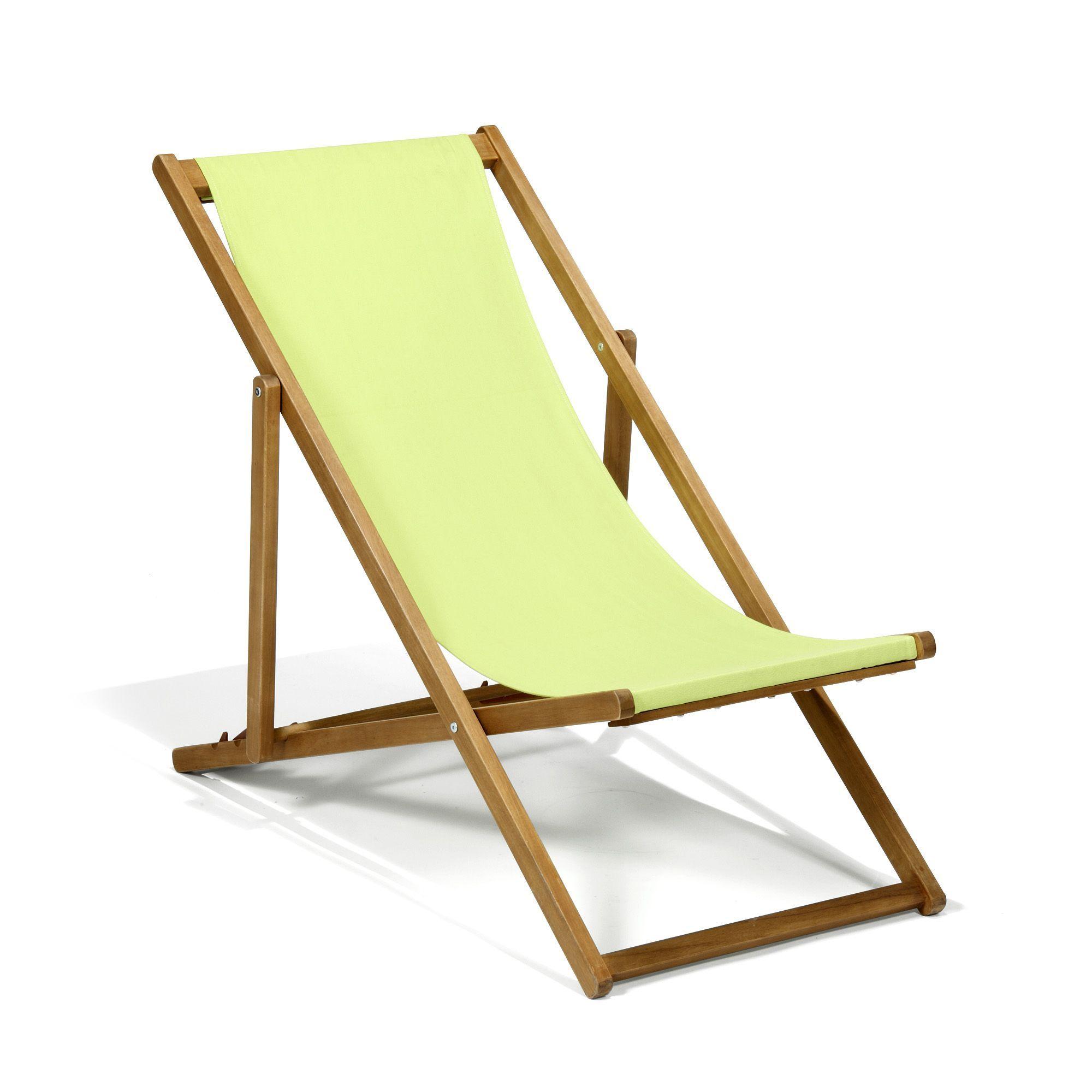 transat jardin chaise longue jardin
