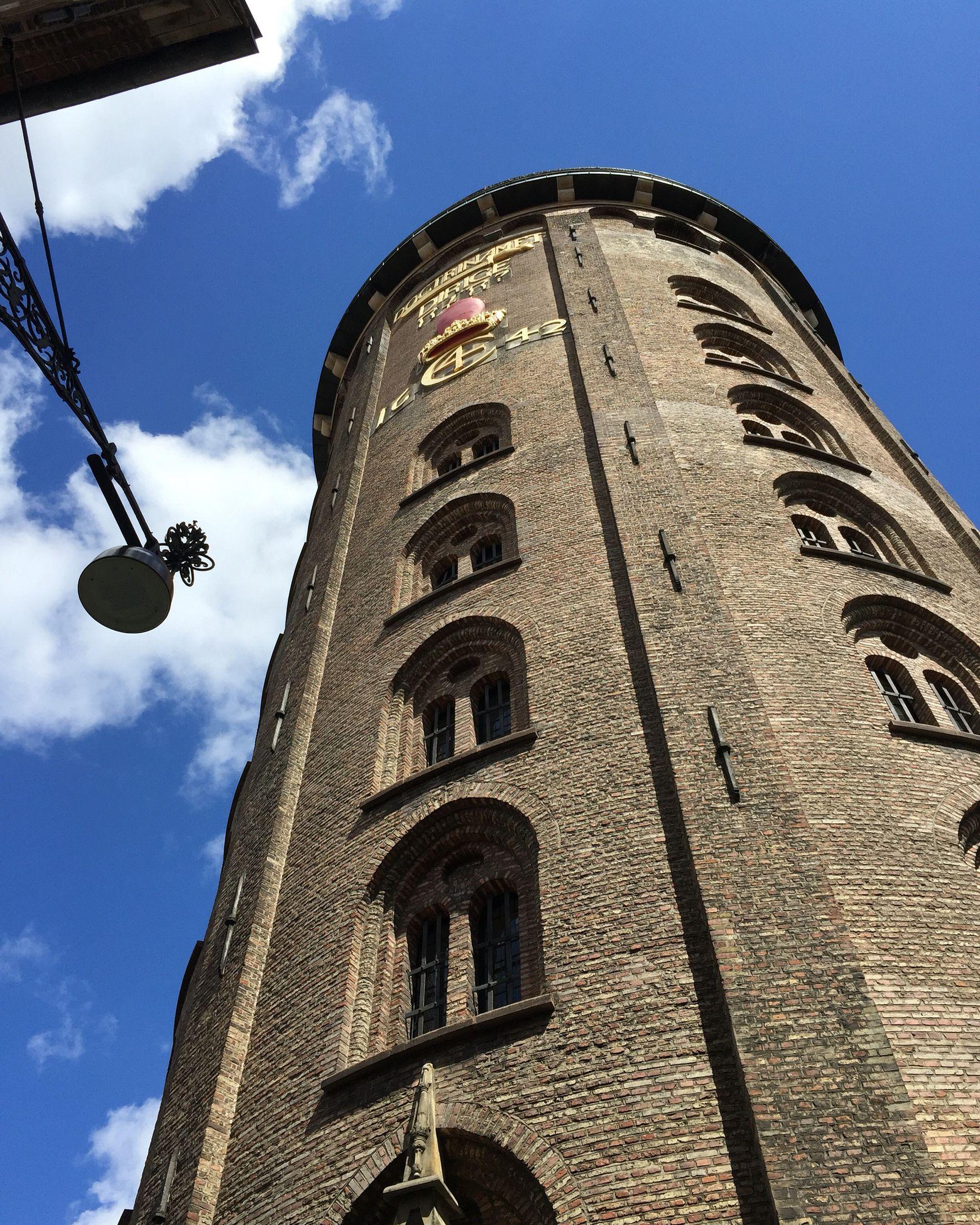 Rundetaarn, Copenhagen   Leaning tower of pisa, Copenhagen ...