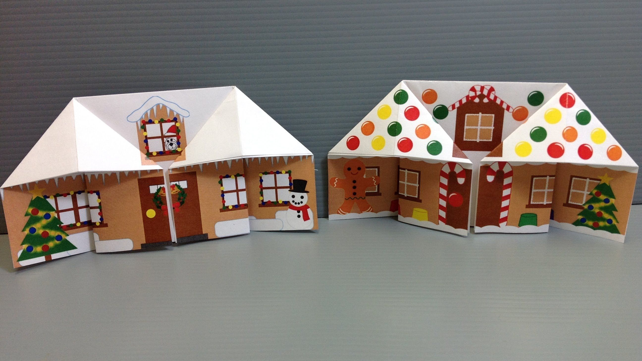 картинки домик оригами корея решила воплотить