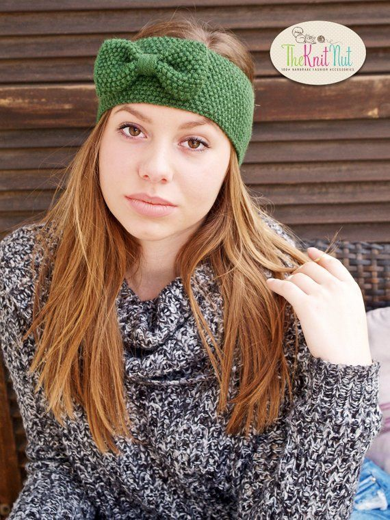 Hand Knitted headband fac354c2caf