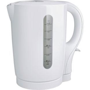Simple Value Cordless Kettle White Kettle Argos Simple