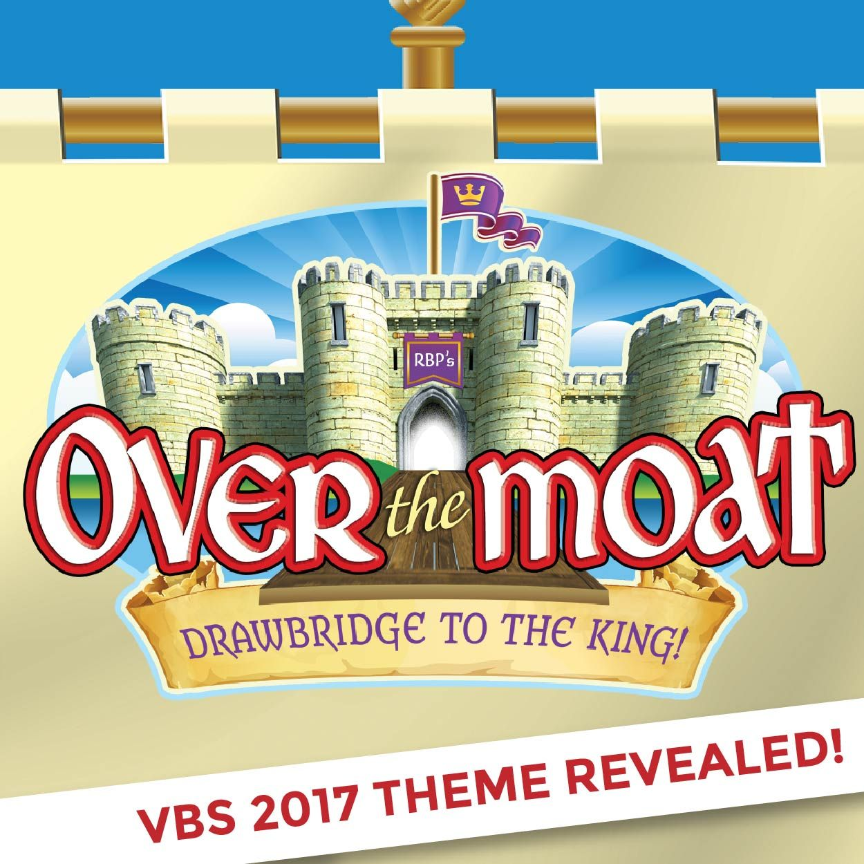 over the moat vbs 2017 starter kit - save 10% | over the moat vbs