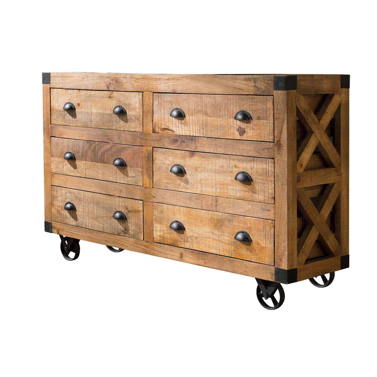 Antonelli Natural Accent Cabinet Donny Osmond Home Cabinets Accent
