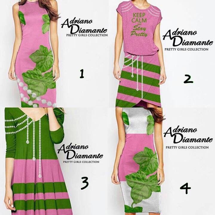 Aka Designer Dresses Sororityalpha Ka Alpha