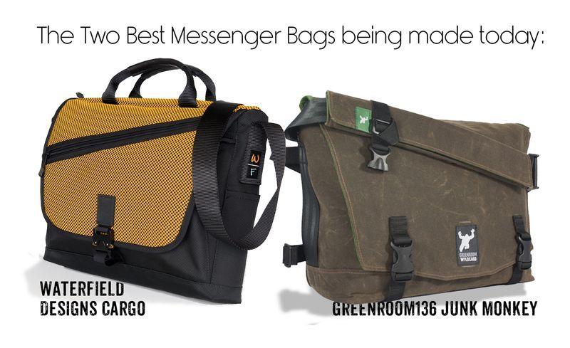 Greenroom136 Waterfield Designs Http Www Overseastripinsurance News And Helpful Links Best Messenger Bag Travel Work