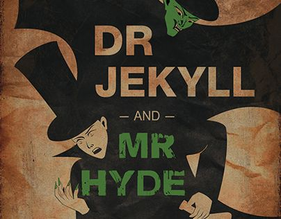 "Check out new work on my @Behance portfolio: ""Dr Jekyll and Mr Hyde"" http://be.net/gallery/38104483/Dr-Jekyll-and-Mr-Hyde"