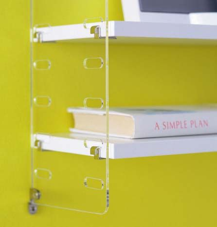 Modular Shelves and Cabinets System from Stringfurniture 7 kid