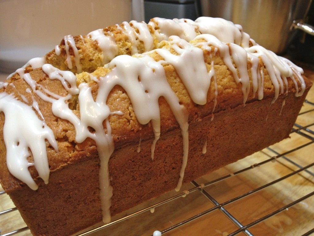 Browned Butter and Cream Sherry Pound Cake