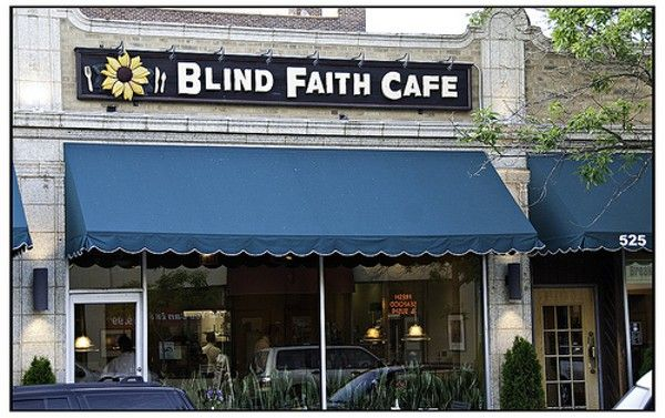 Good Green Eats Vegetarian Restaurant Blind Faith Evanston