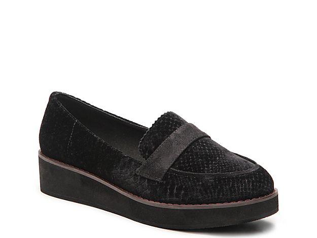 789846b6a419 Women Ackerly Platform Loafer -Black