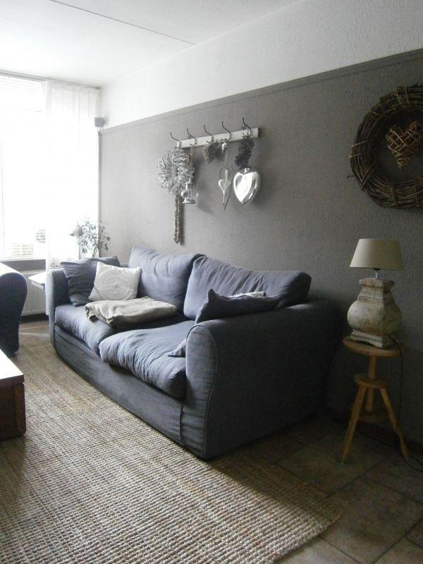 Wall colors landelijk woonkamer - Gordijnen landelijke stijl chique ...