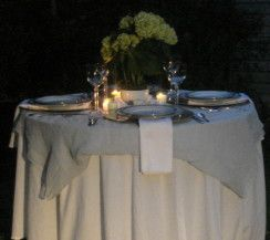 Image Result For Tablecloth Layering
